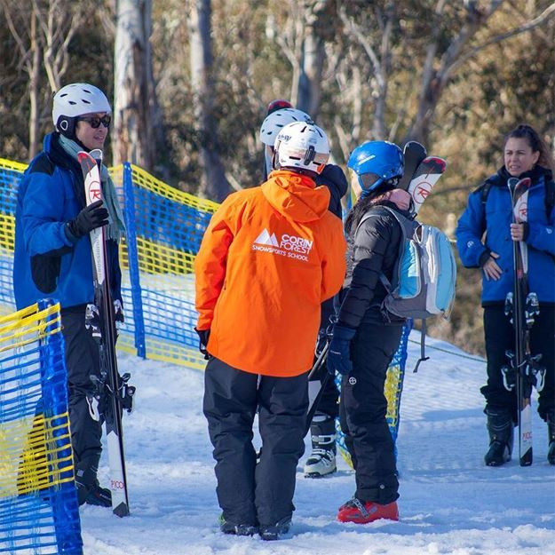 Picture of Youth & Adult 13+ Ski School Package