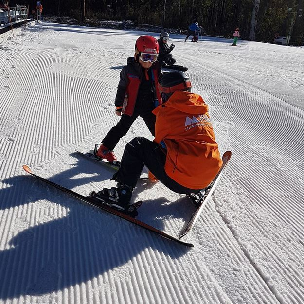 Picture of Child 8-12 Years Ski School Package