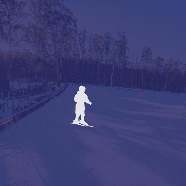 Picture of Ski 1 person private lesson